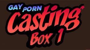 Gay Porn Casting Box