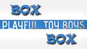 Play Full Toy Boys Double Disc Box