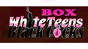 White Teens Black Cocks